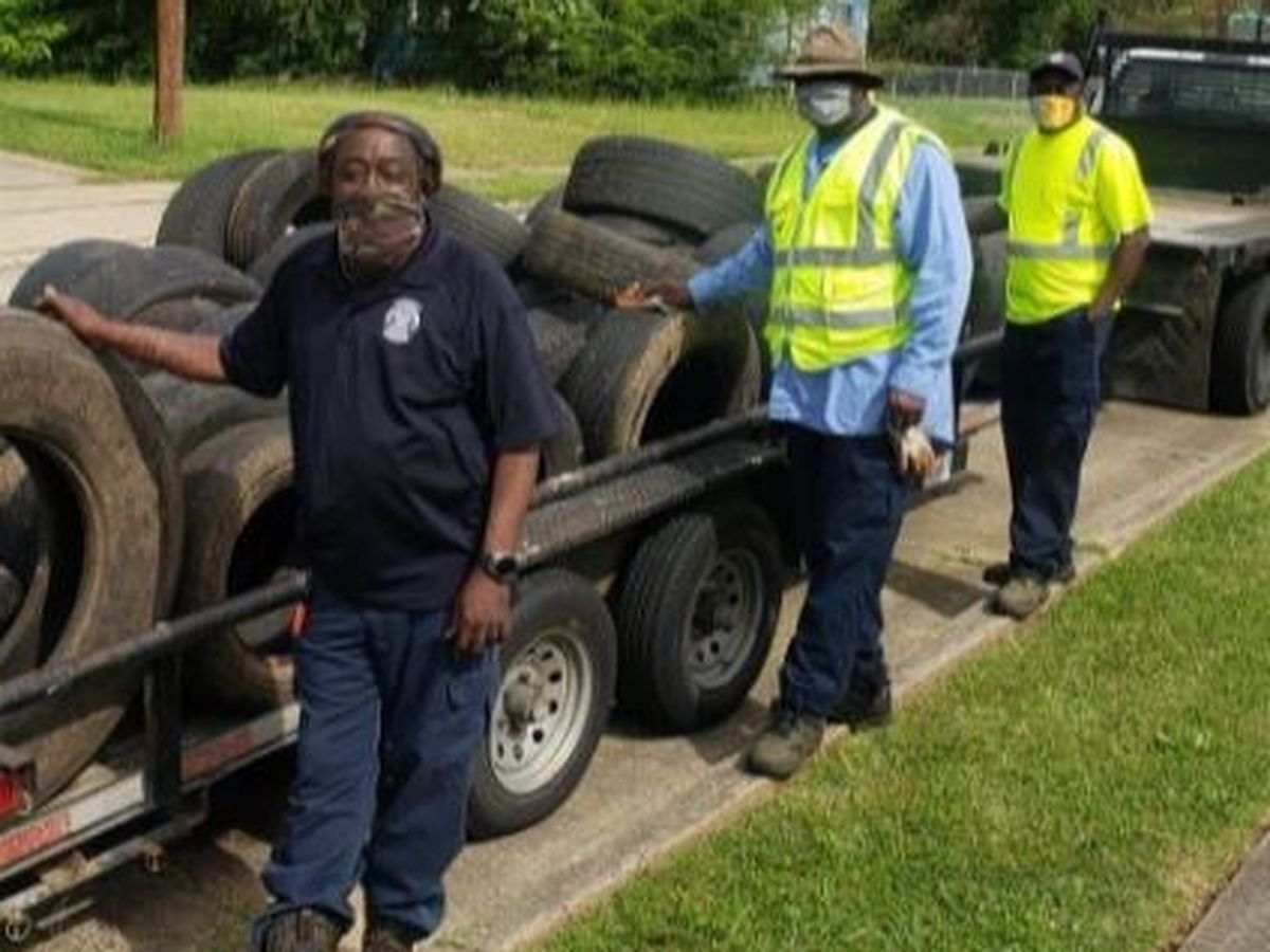 Shreveport continues spring cleanup with sweep targeting its Highland, Stoner Hill neighborhoods