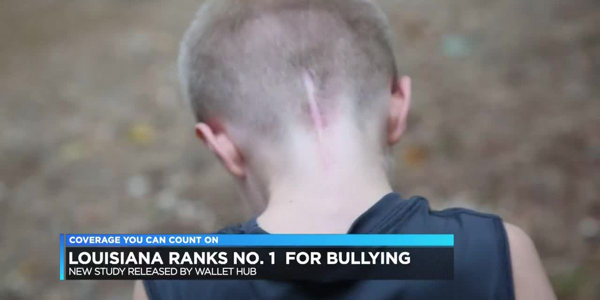Louisiana ranked #1 for bullying, Webster Parish mother speaks out