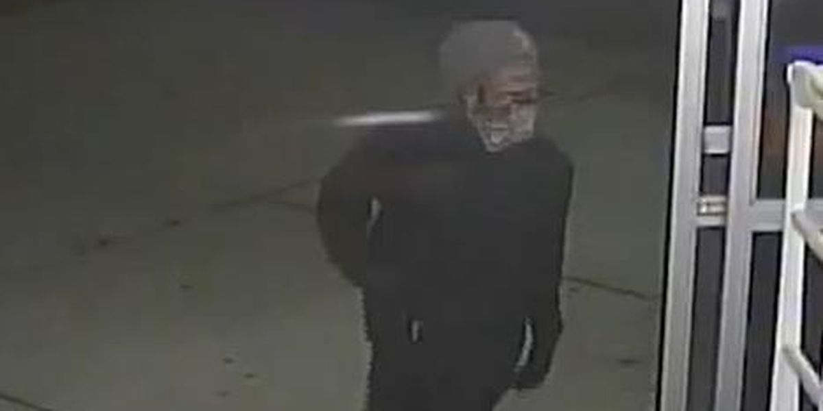 Police search for gunman in armed robbery