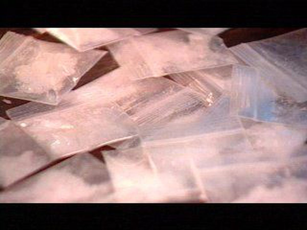 Federal judge sentences last of 4 convicted in methamphetamine conspiracy