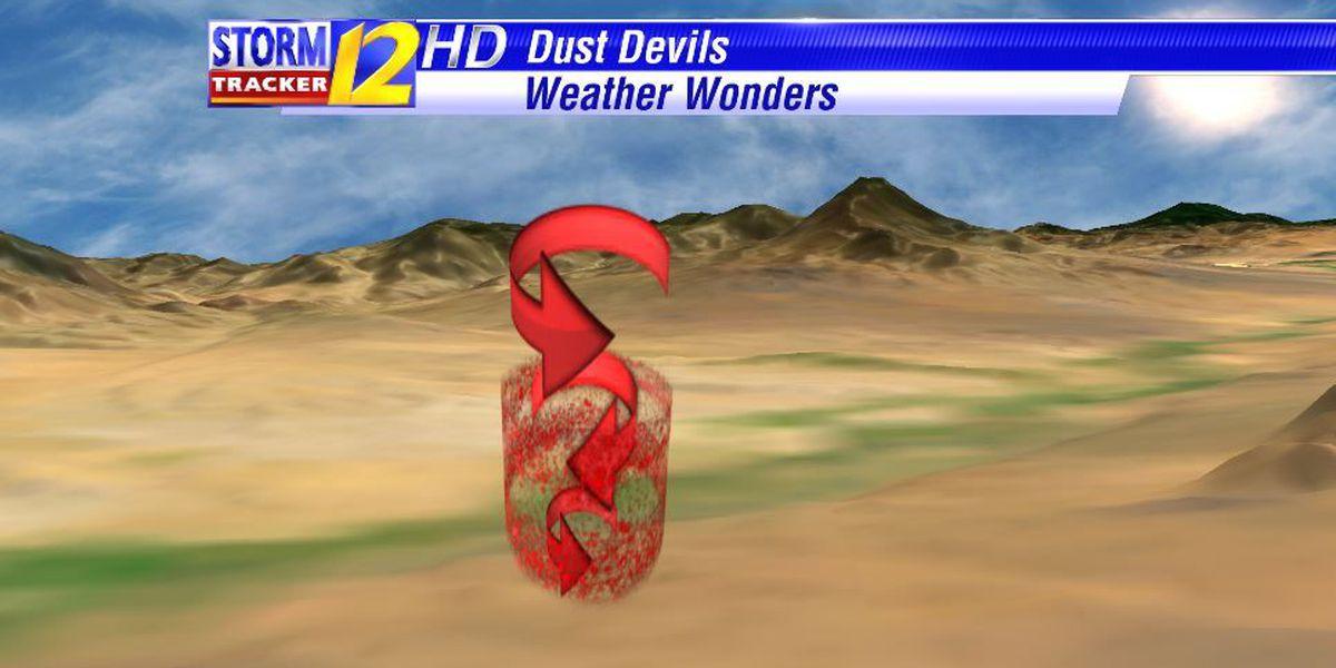 Weather Wonders: Dust Devils