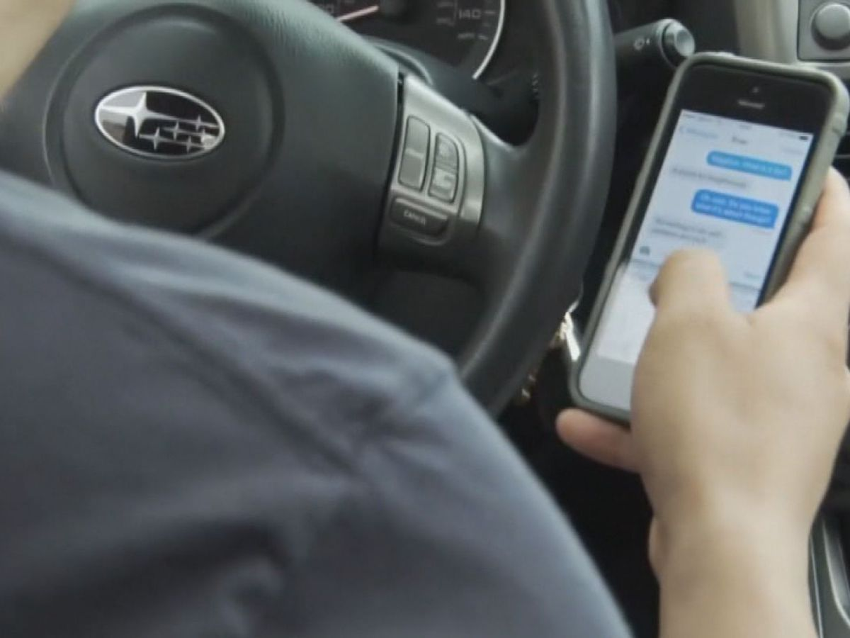 Texas on lookout for distracted drivers