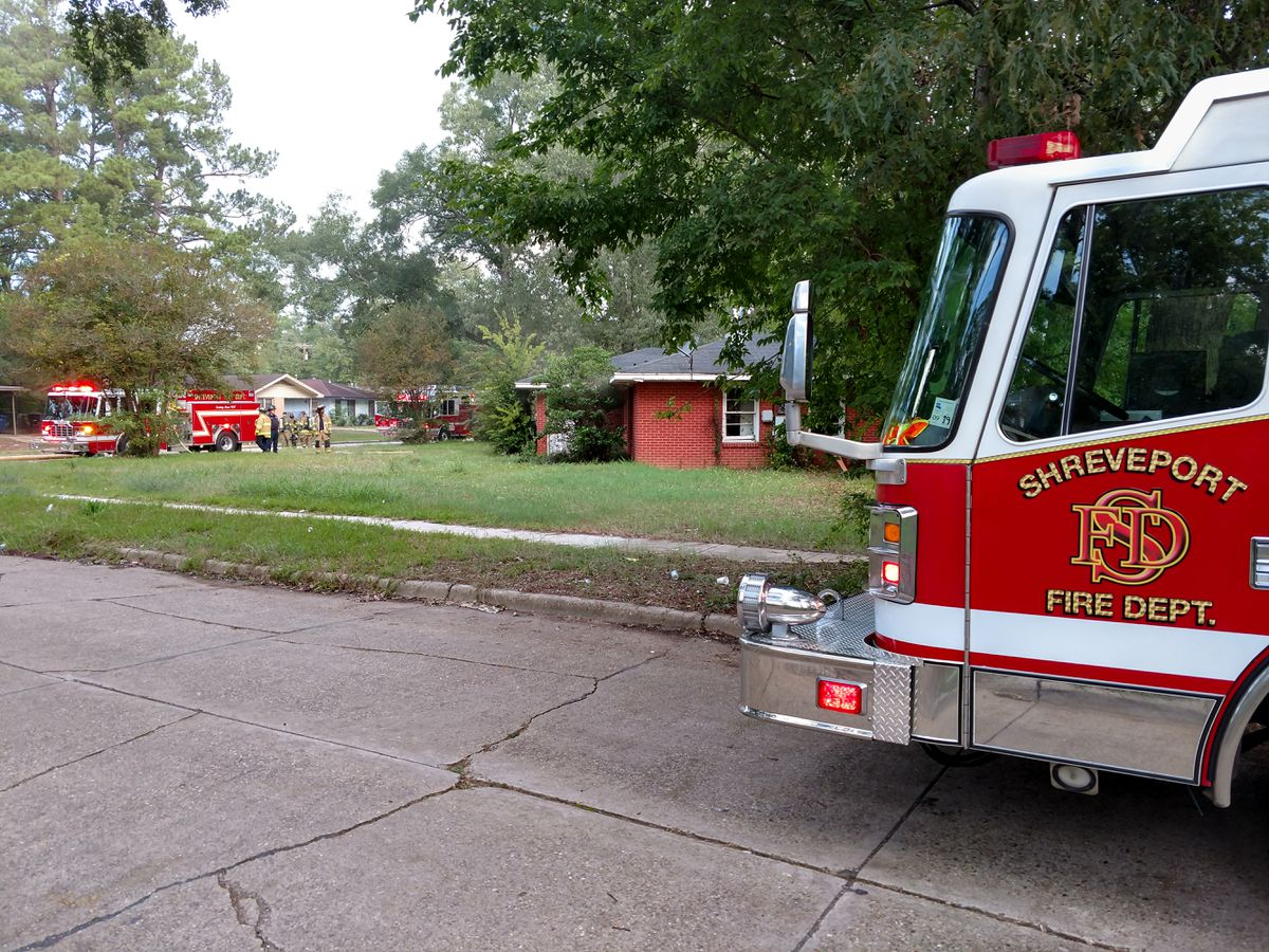 Vacant house fire considered suspicious