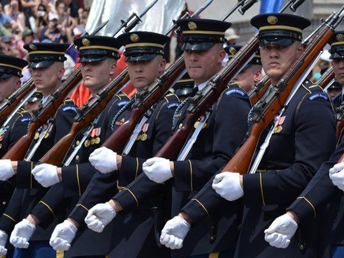 KSLA SALUTES: Where to watch the National Memorial Day Parade