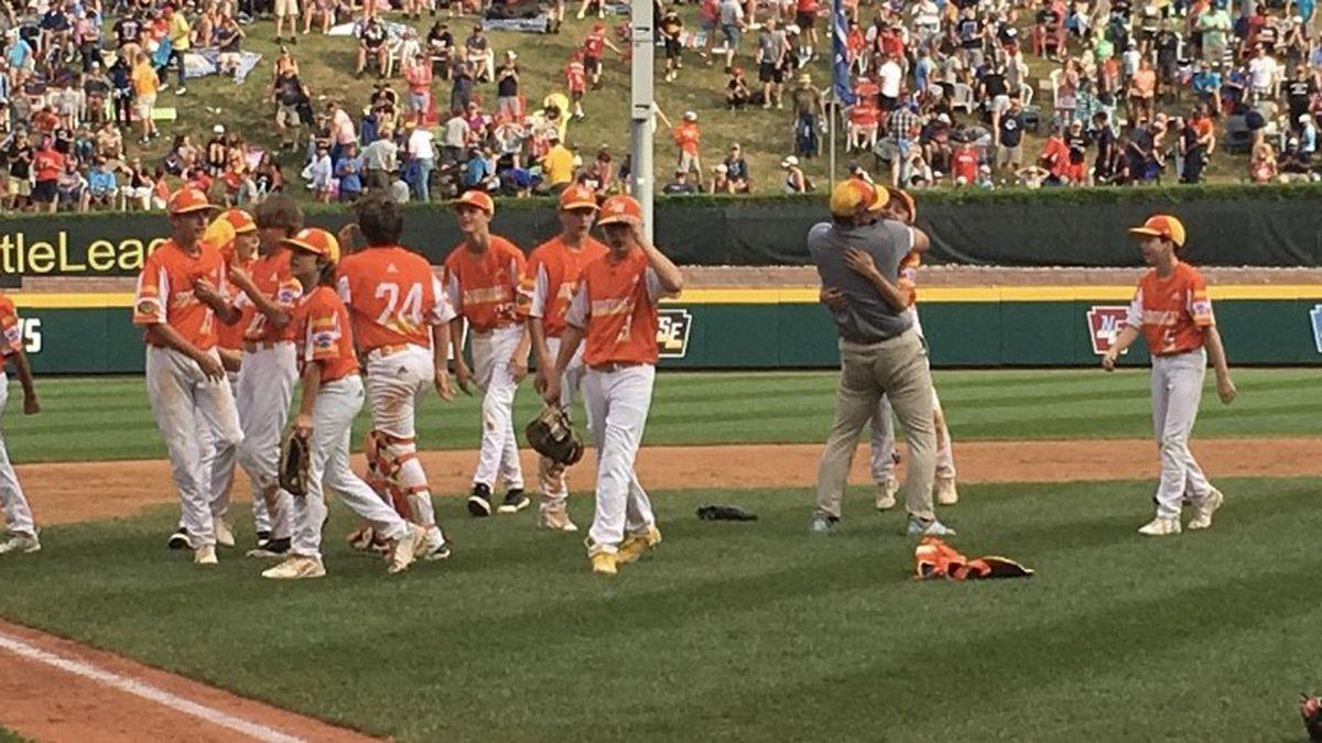 Eastbank captures the Little League World Series title