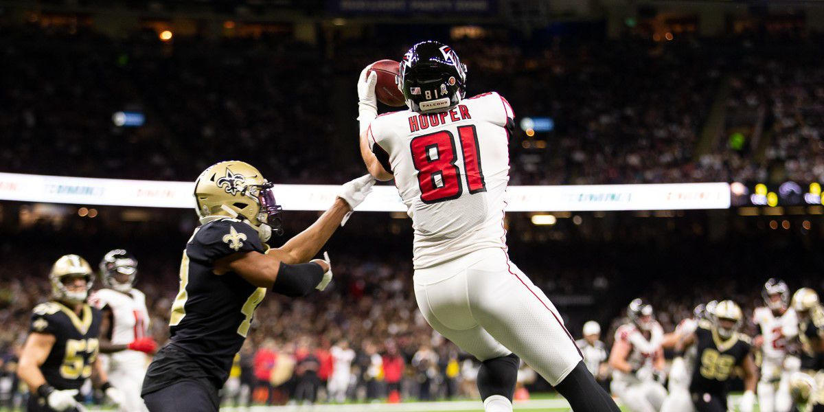 Costly mistakes doom Saints in loss to Falcons