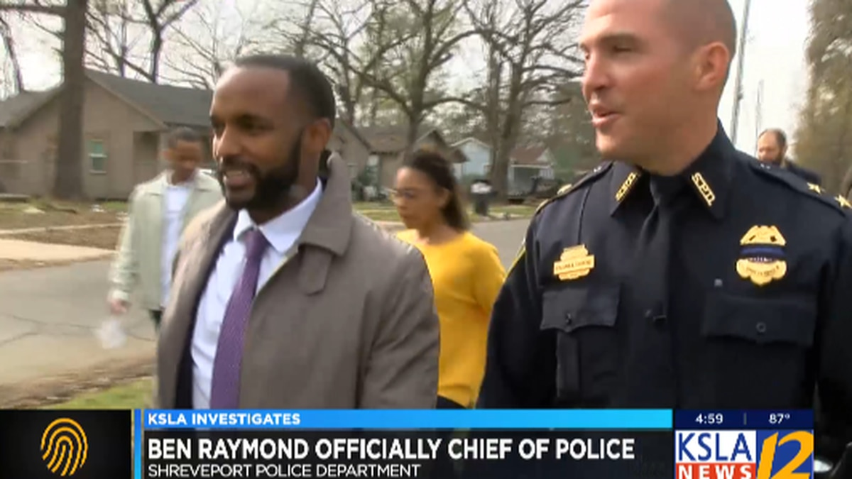 Ben Raymond goes from probational to permanent police chief