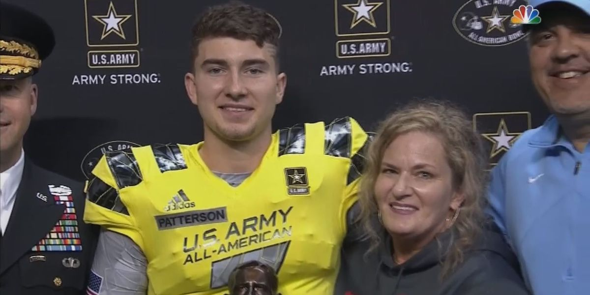Shea Patterson shines in U.S. Army All-American Game