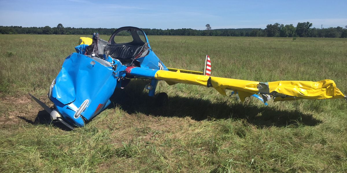 FAA, NTSB investigating small plane crash that injured 2 in Wood County