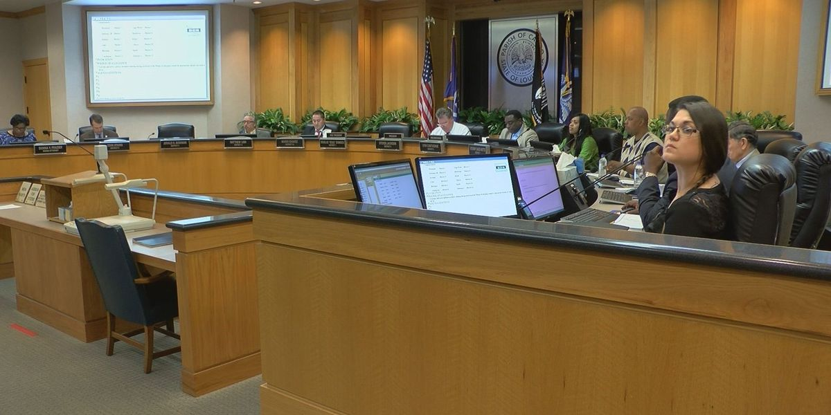 Caddo commissioners eye changes to laws governing Sunday liquor sales