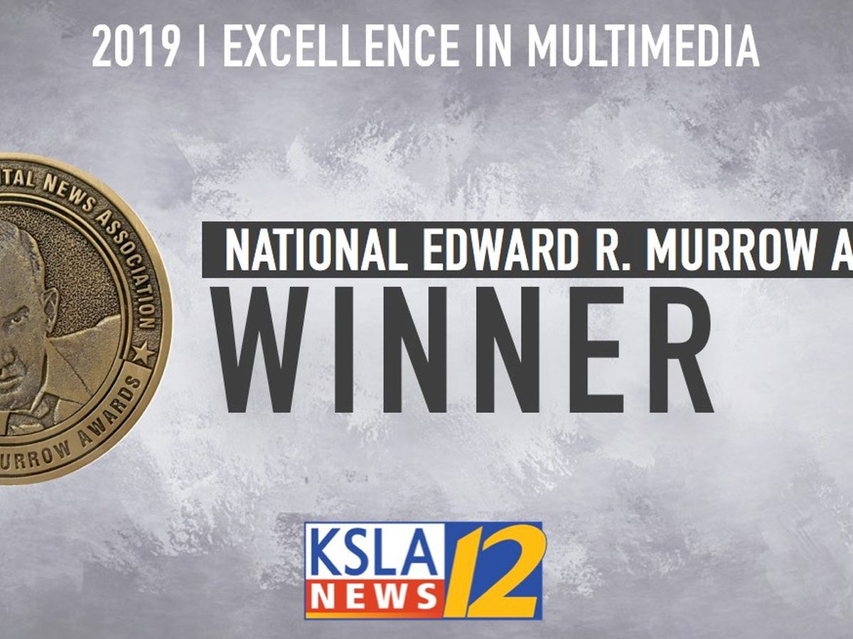 KSLA wins National Edward R. Murrow Award