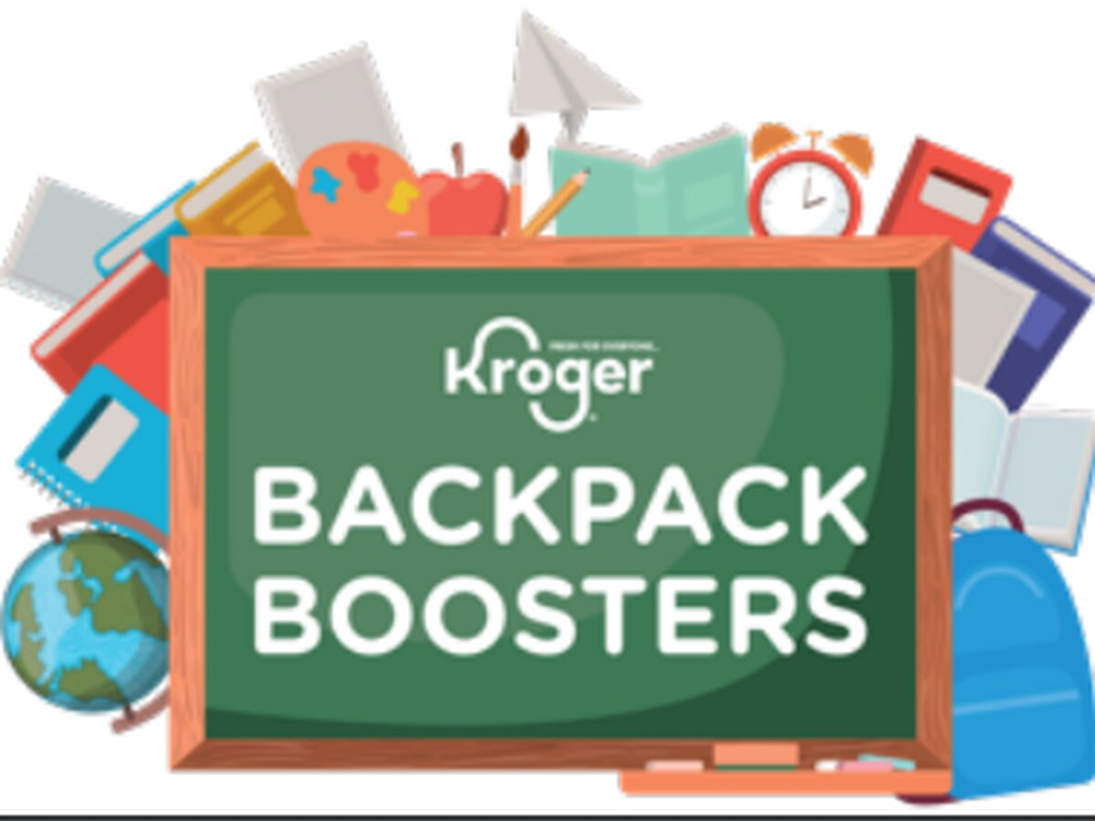 Days left of annual Kroger school supply drive