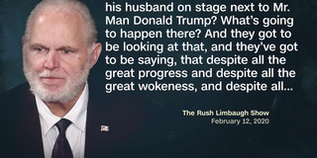 Limbaugh draws bipartisan condemnation for Buttigieg remarks