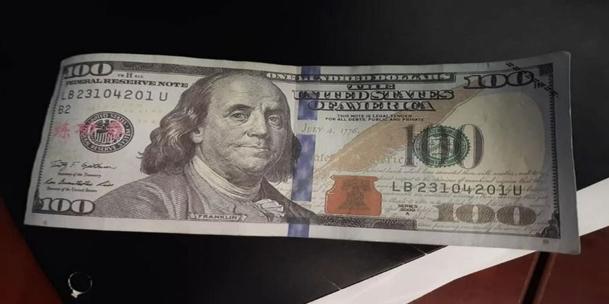 Fake money pops up in ArkLaTex; can you spot it?