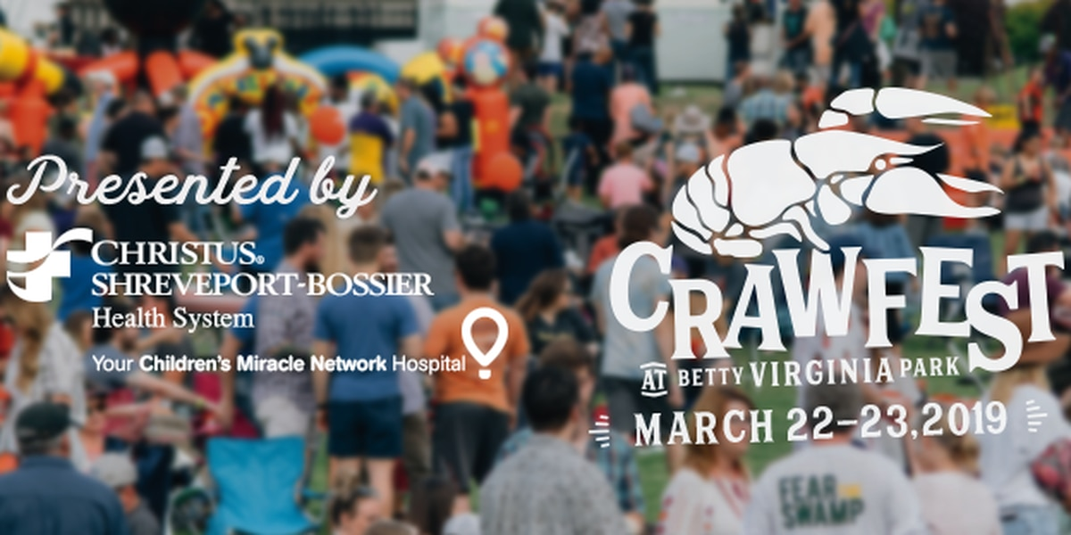IN STUDIO: Crawfest to take place this week