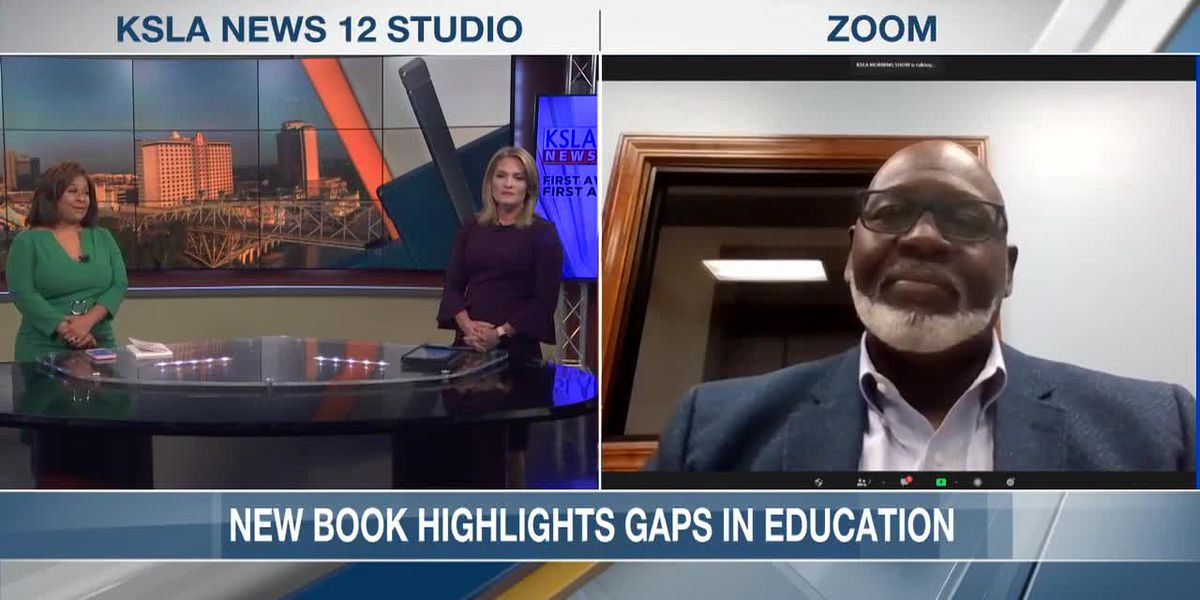 ZOOM INTERVIEW: New book highlights gaps in education