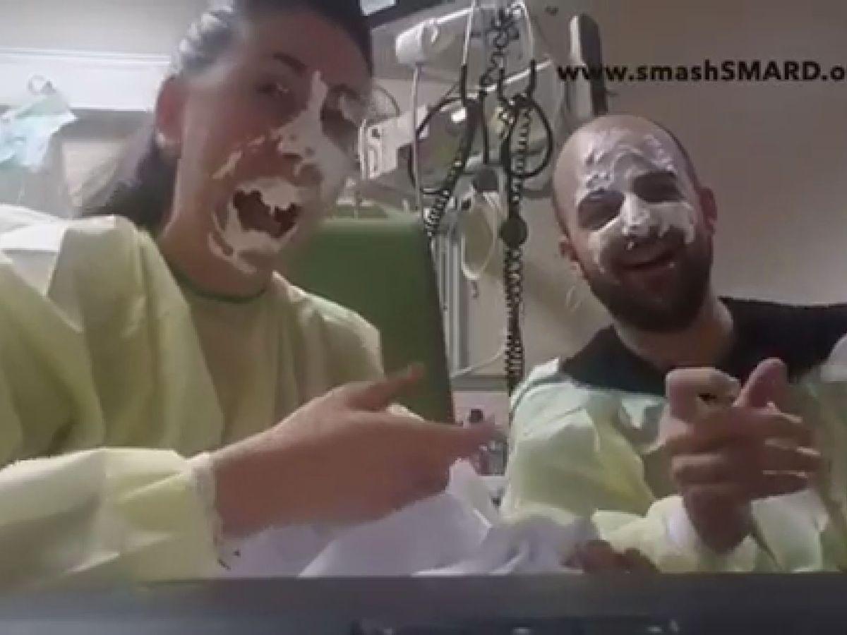 #smashSMARDchallenge raising money for rare disease
