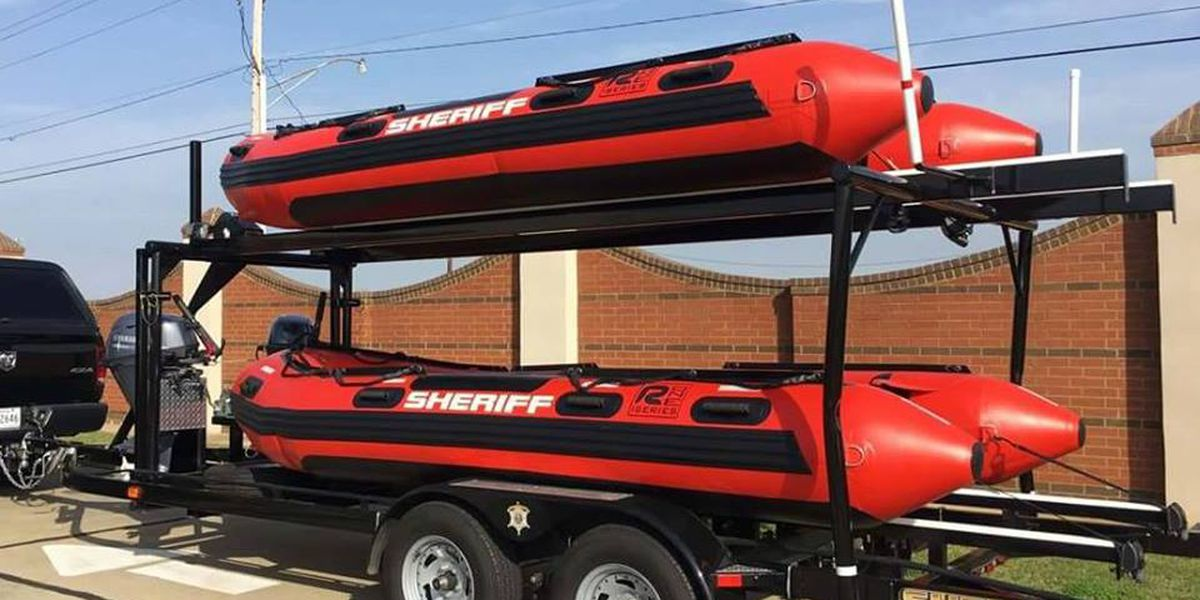 Bossier Parish swift water rescue team to head to Southeast Texas