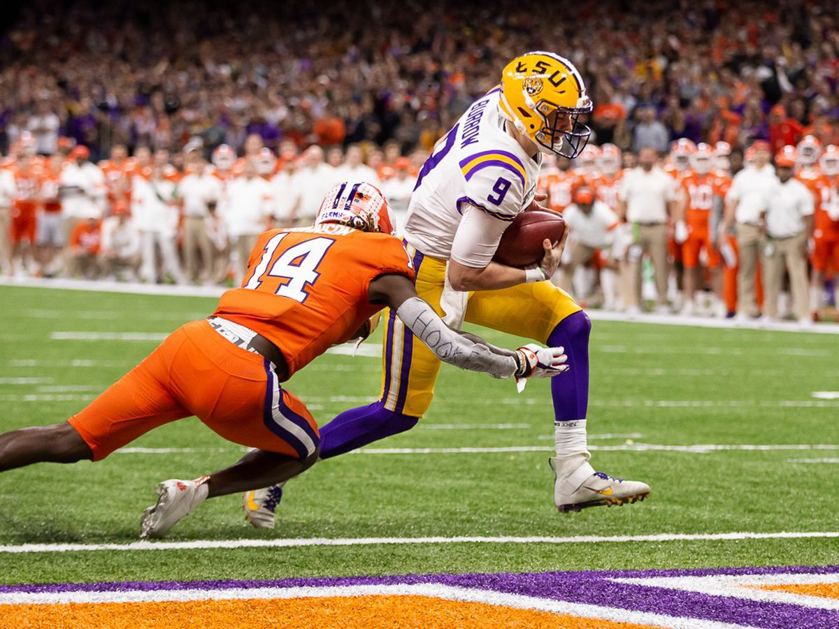 LSU releases NFL Draft hype video narrated by New Orleans chef Emeril Lagasse