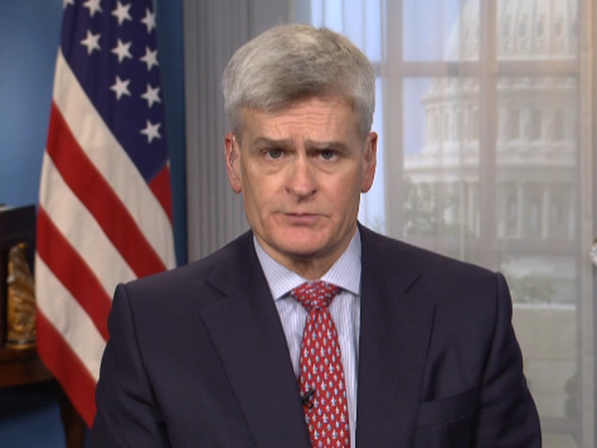 Social club spending inspires questions for La. Sen. Bill Cassidy
