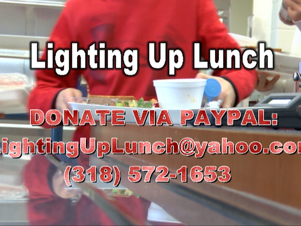3 moms Lighting Up Lunch to pay off school lunch debts