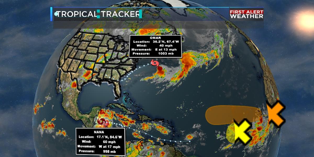 2020 Hurricane Season continues to set records