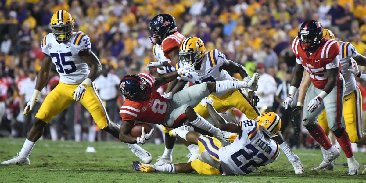 LSU, Miss. State will kickoff under the lights