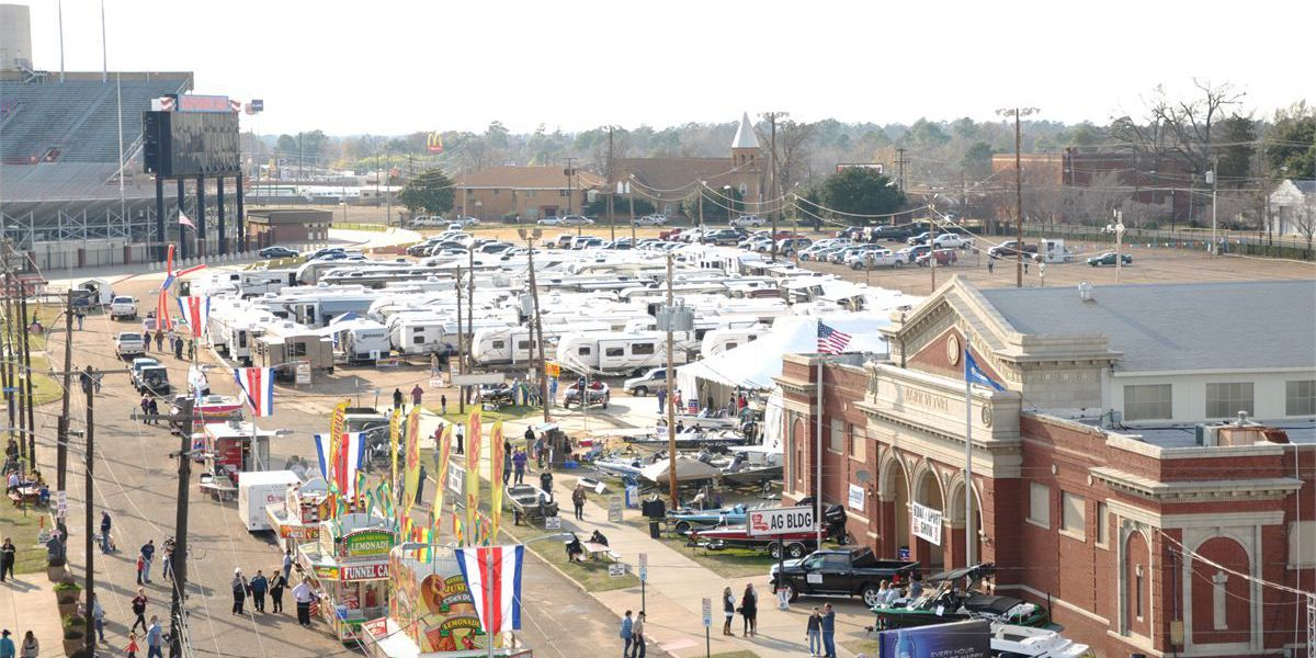 DOUBLE THE FUN: State Fair of Louisiana announces spring and fall dates
