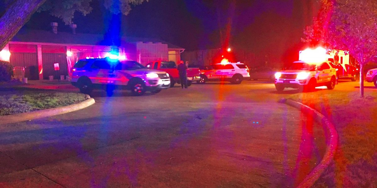 Male shot in leg at Northwood Apartments in Shreveport