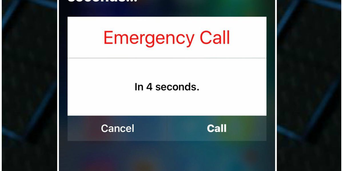 Police: 'Hey Siri 108' could get you in trouble, endanger others