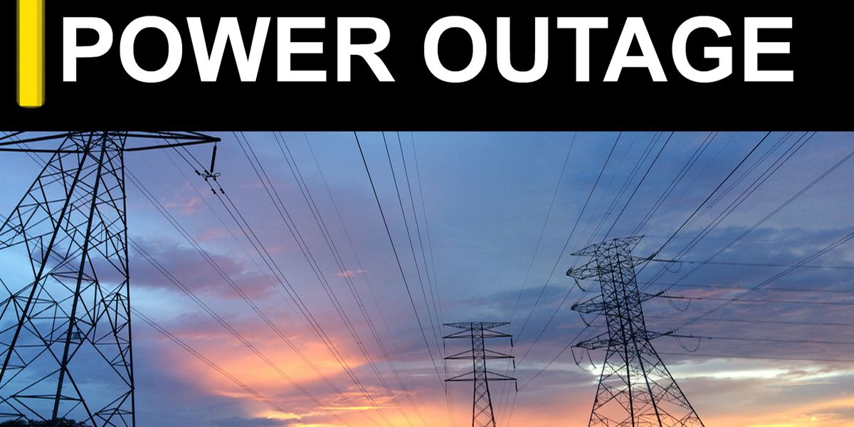 Over 5,000 without power following storms