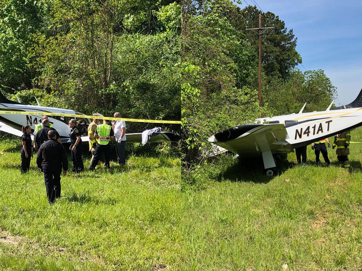 DOTD to close interstate Friday night to remove plane that made emergency landing