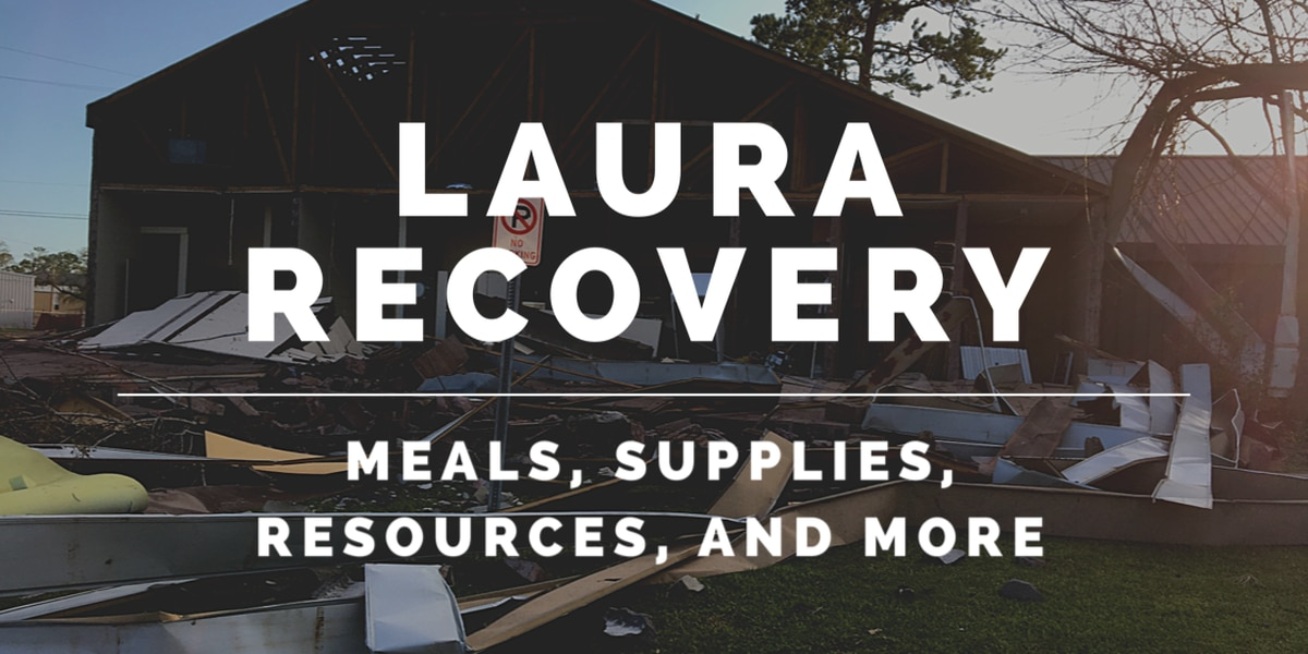 LAURA RECOVERY: What you need to know - Saturday, Sept. 26