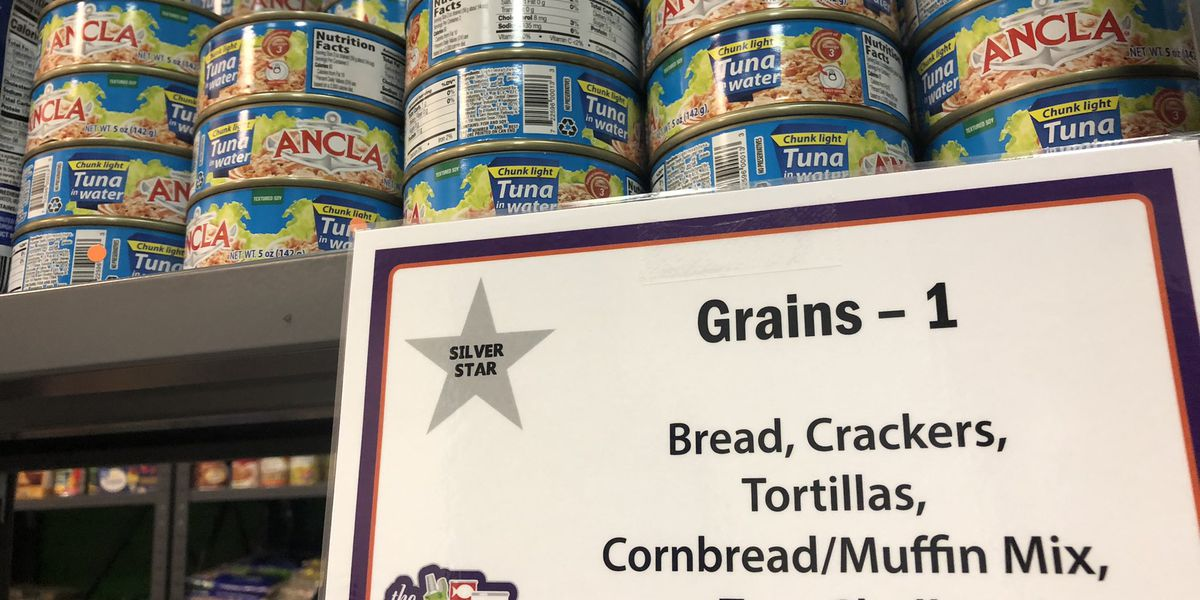 Northwestern State University alumnus makes massive donation to school's food pantry