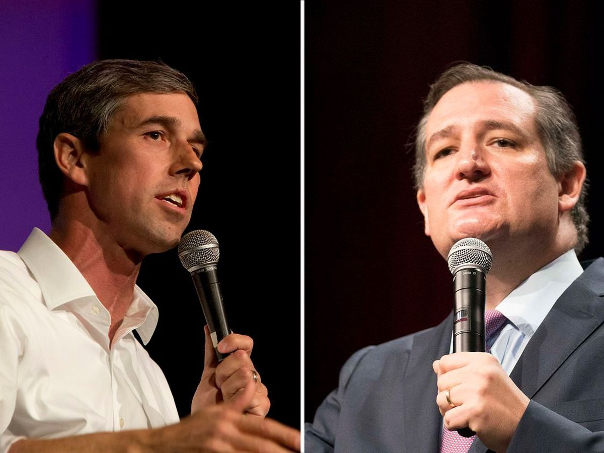 Poll: O'Rourke closes gap in race against Cruz
