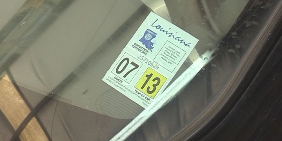 Could inspection stickers be a thing of the past?