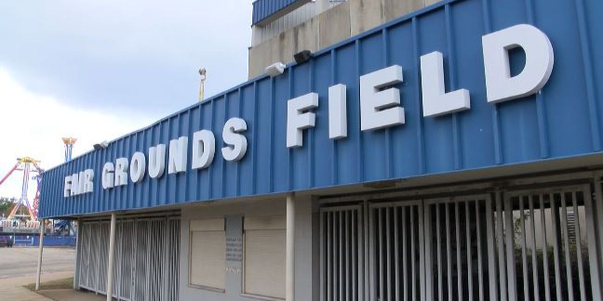 What's next for Fair Grounds Field?