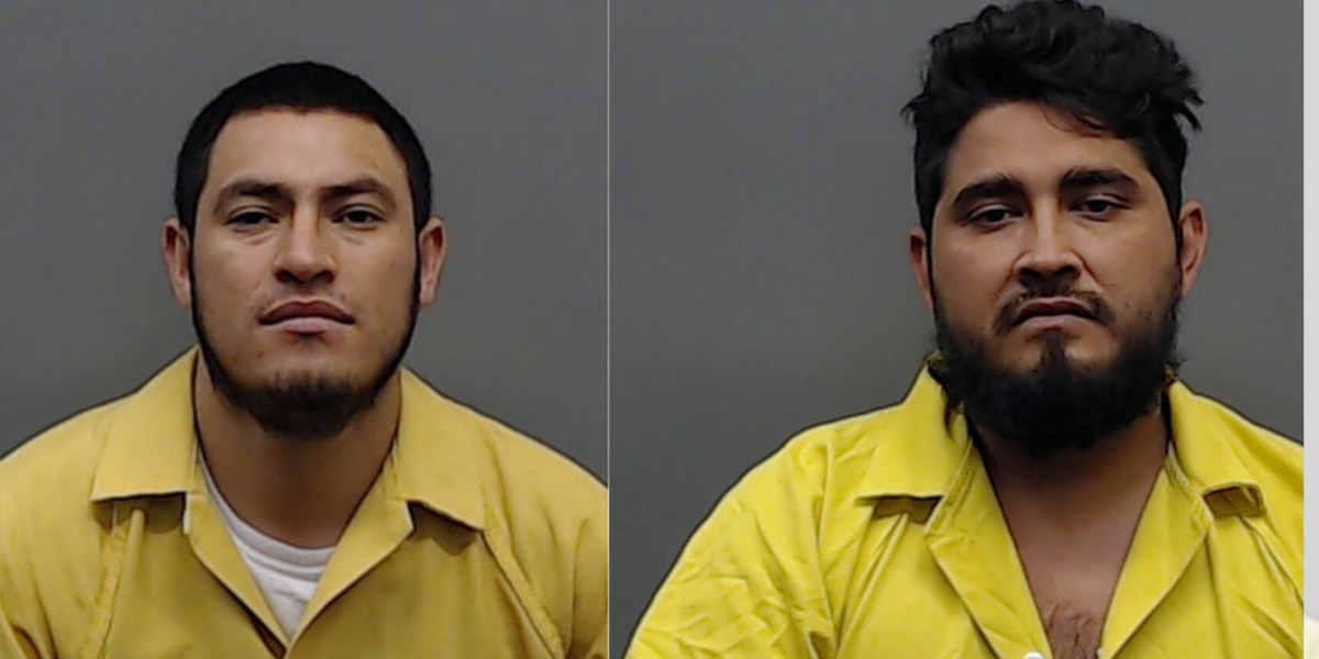 Two men indicted for allegedly cashing fake payroll checks