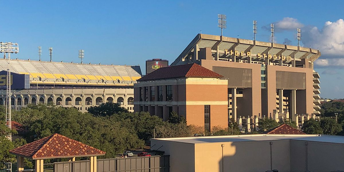 LSU football fan attacked in Tiger Stadium bathroom after game