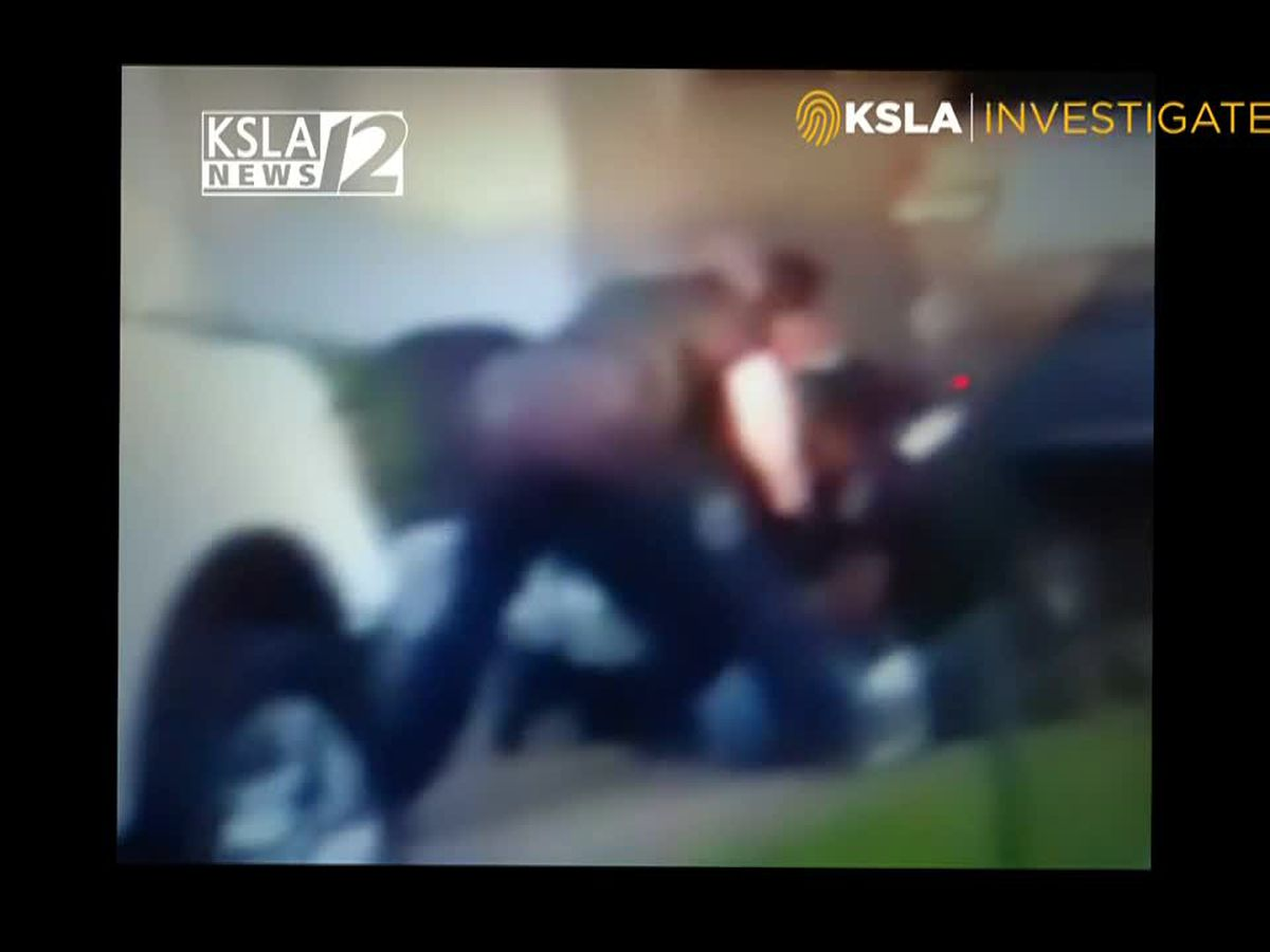KSLA Investigates reveals video of Tommie McGlothen's last encounter with police