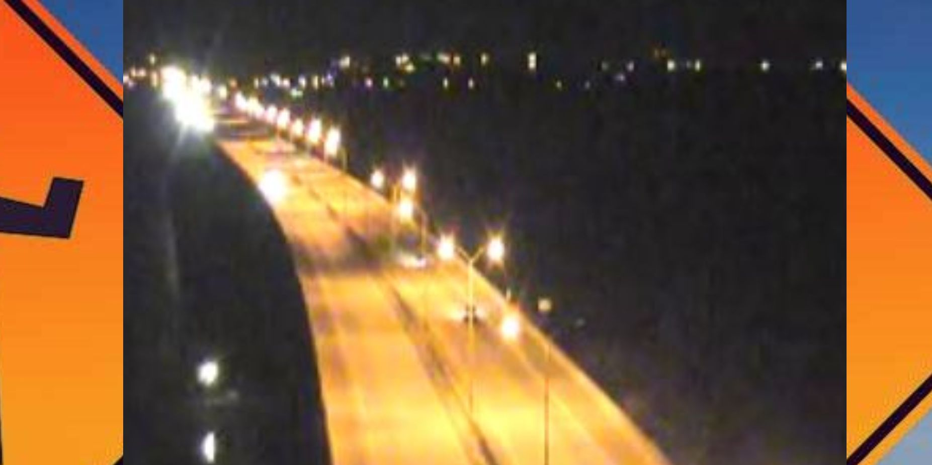 Work on lights to close part of Interstate 220