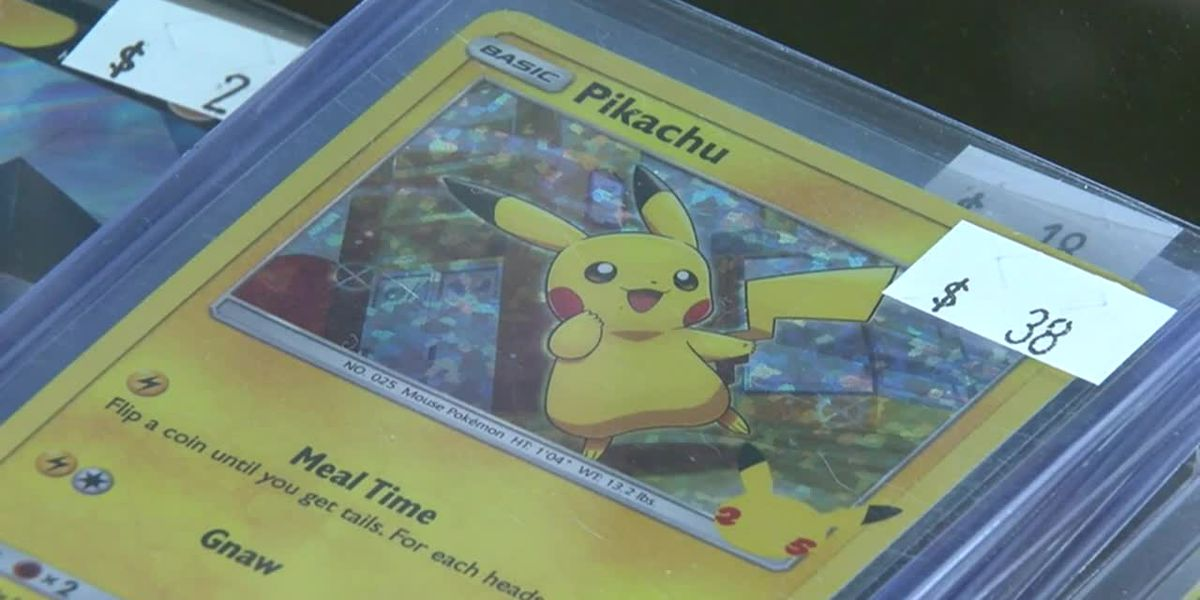 Pokemon trading card shortages