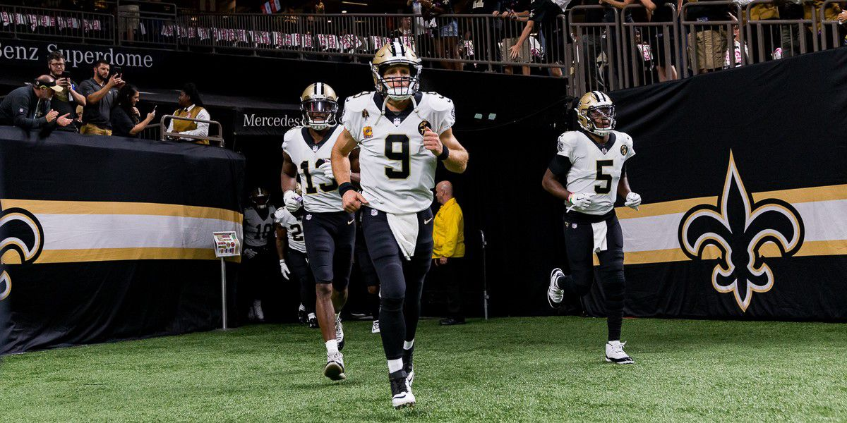 Saints announce there will be no fans at Superdome for first home game