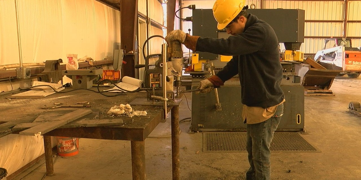 Cortney Steel, Inc. opens in Trinity to provide jobs for residents