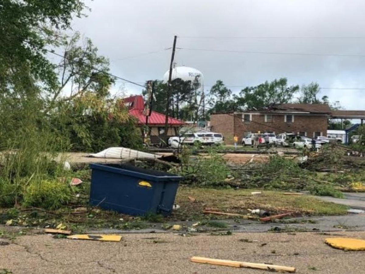 Gov. Edwards requests federal disaster assistance for Lincoln, Morehouse, and Union Parish