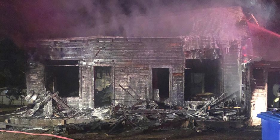 Infant, toddler die in house fire