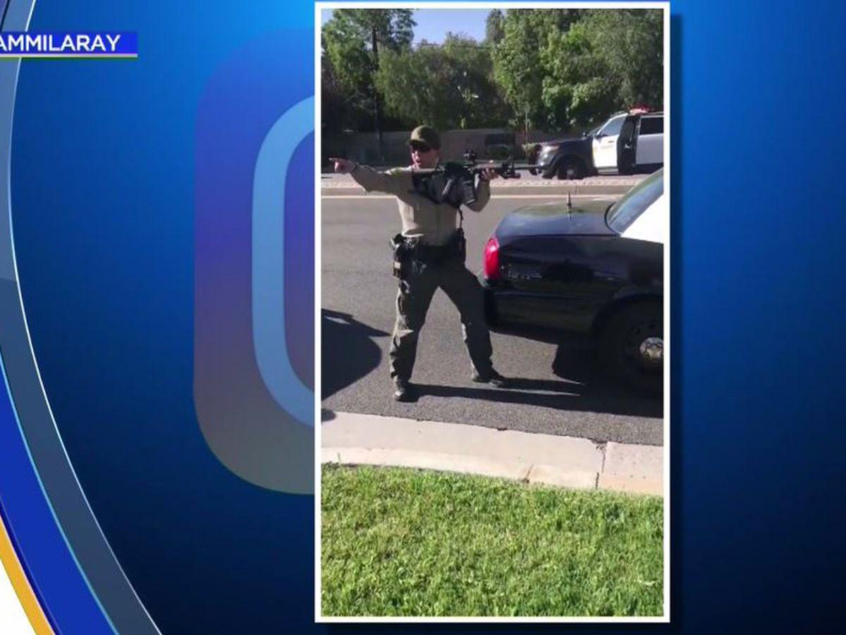 LA sheriff concerned after deputies detain 3 Black teens at gunpoint
