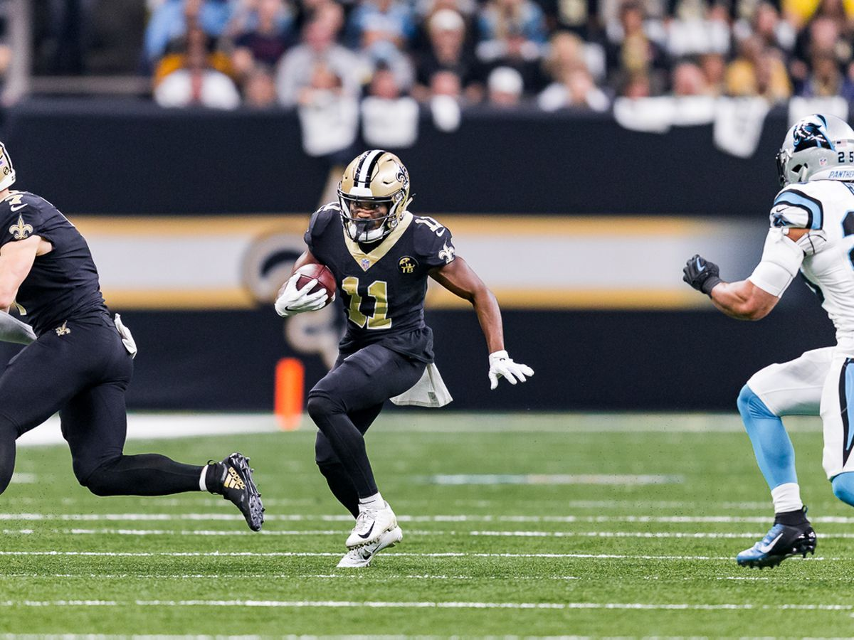 Saints trim roster with multiple moves