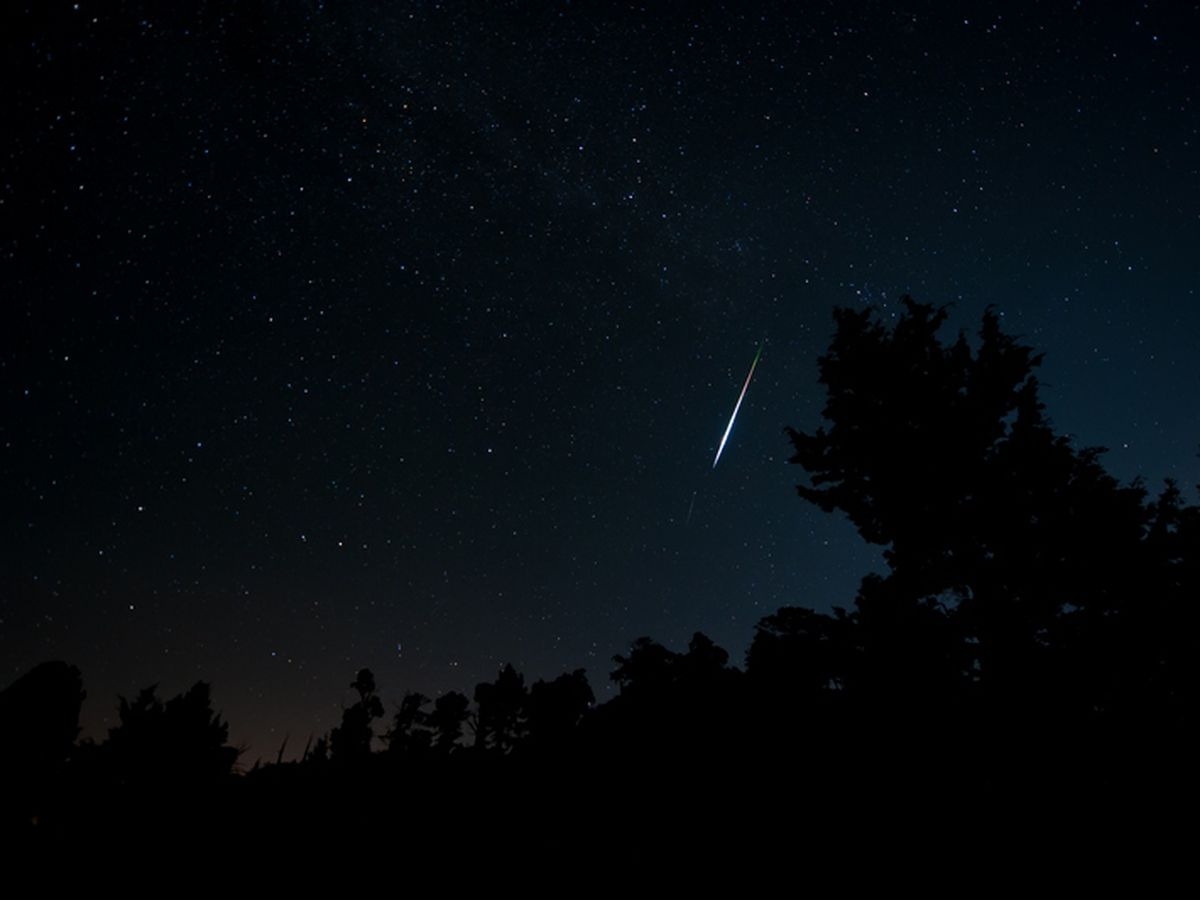 Perseids meteor shower peaks tonight