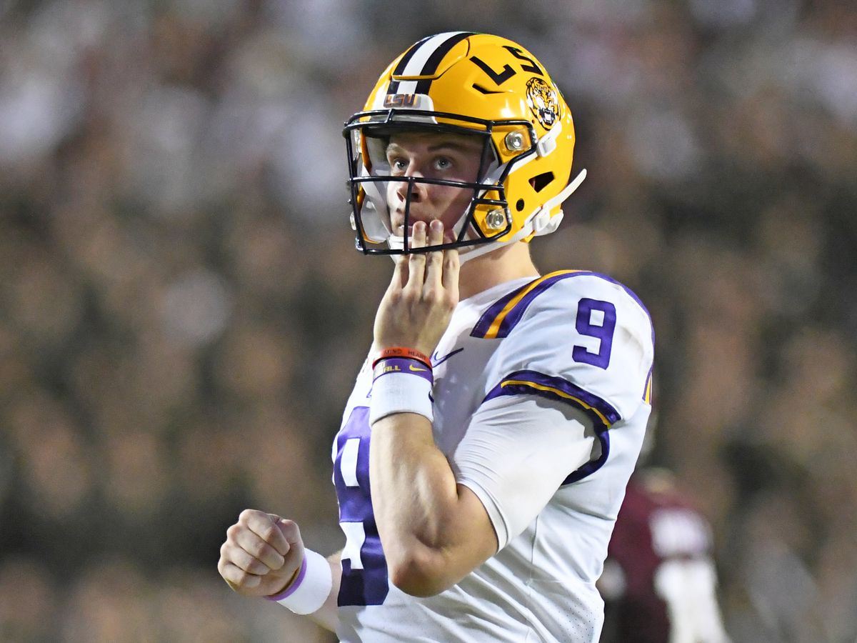 Joe Burrow selected AP All-SEC Offensive Player of the Year; 9 other LSU players, coach on awards list